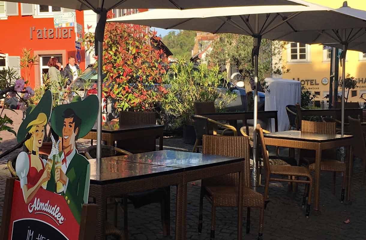 Goldener Hecht Heidelbergissä