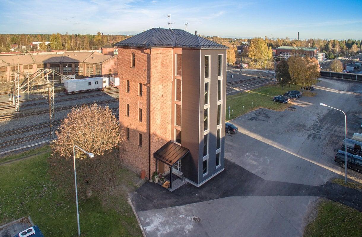 Hotelli Alma, Seinäjoki