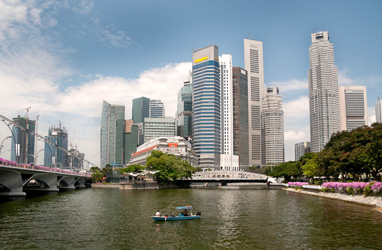 Singapore Sää