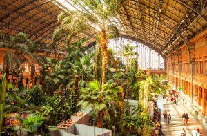 Atochan rautatieasema, Madrid