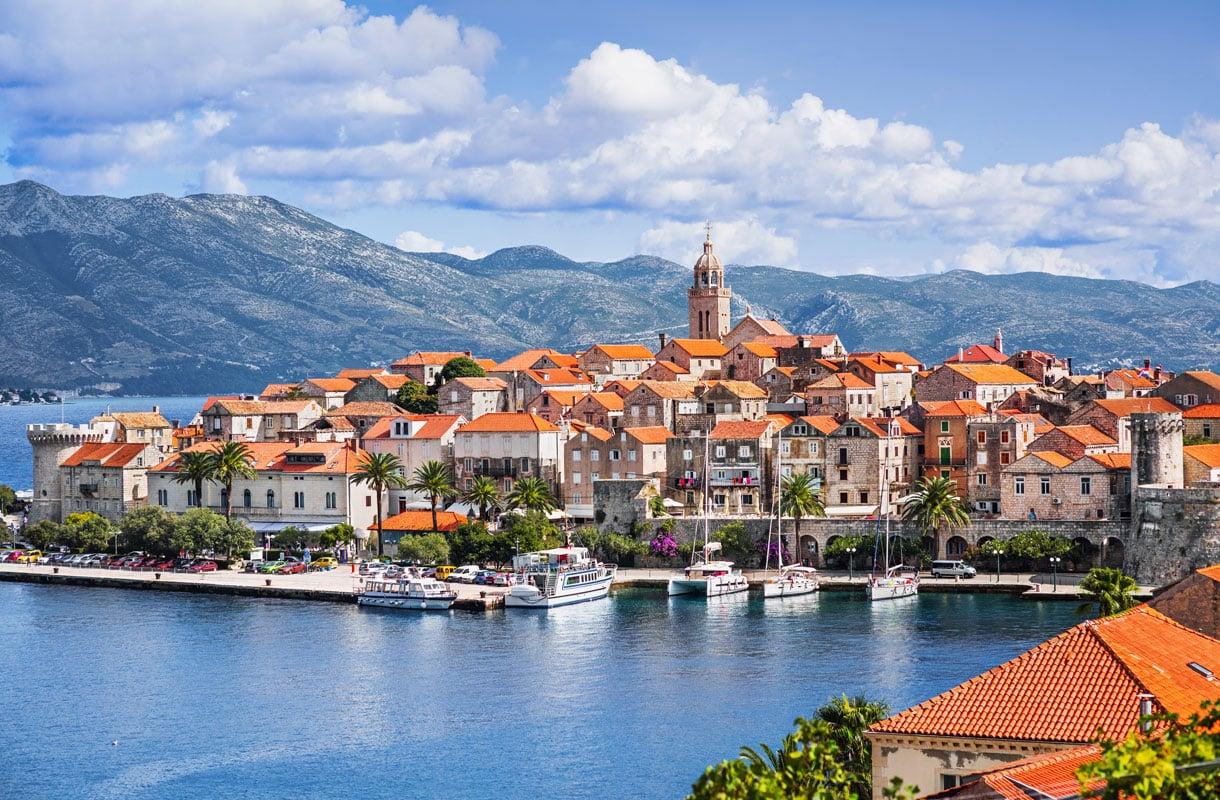 Kroatian parhaat saaret