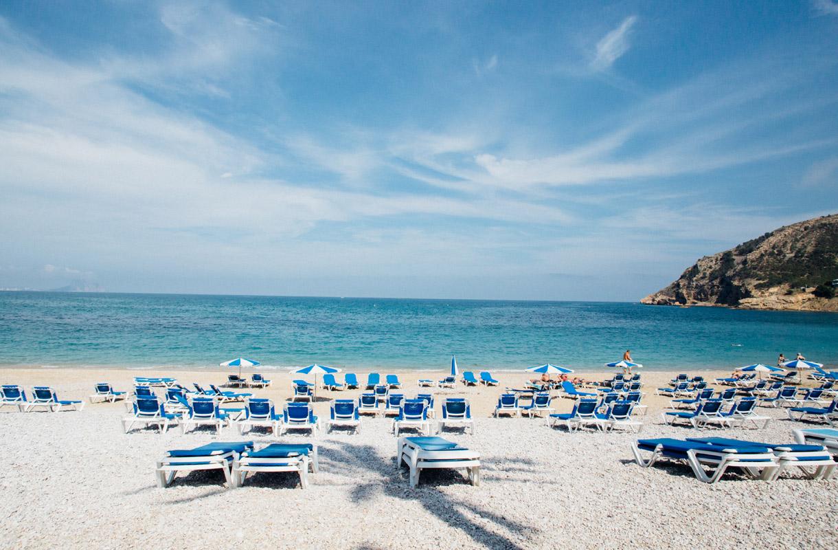 Espanjalaiset rannat