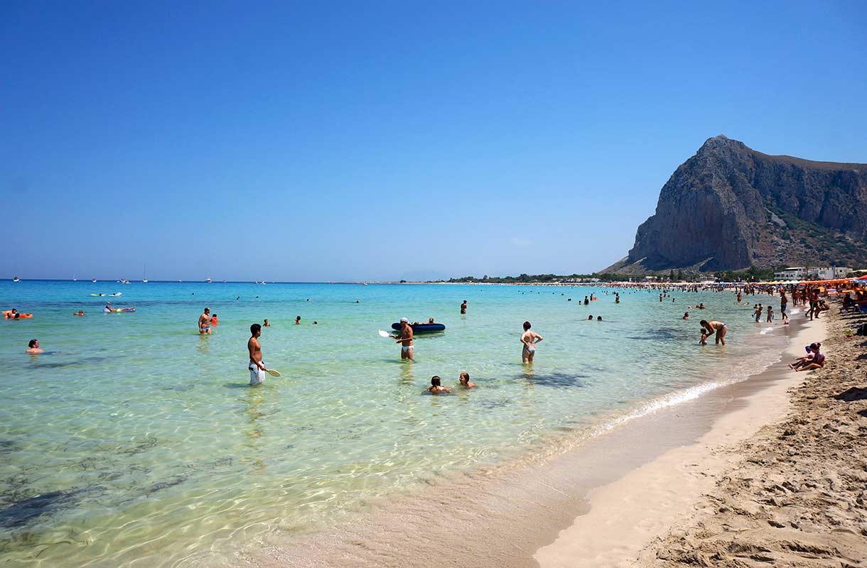 San Vito lo Capo, Sisilia