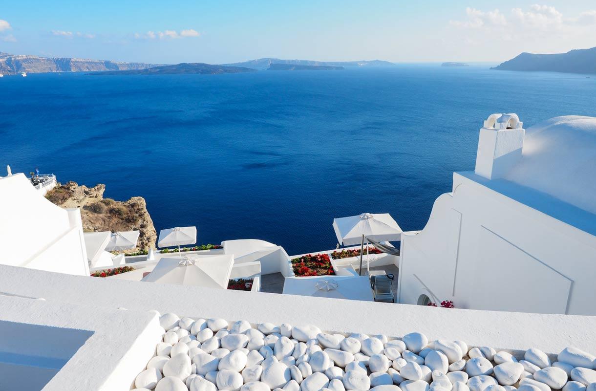 Kreikka, Santorini