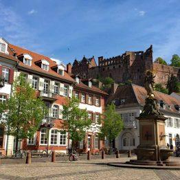 Kornmarkt, Heidelberg