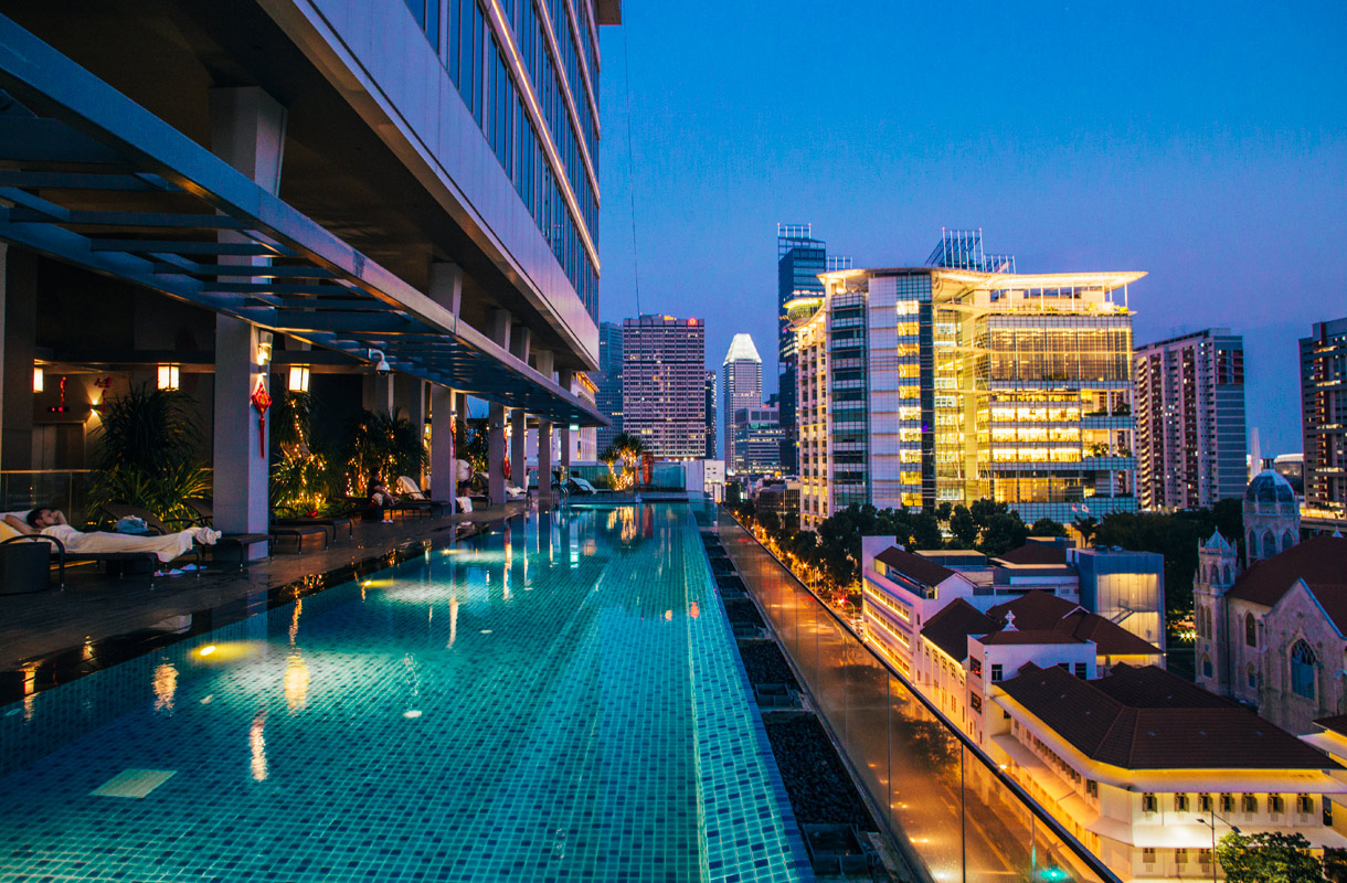 Singaporen hotellit