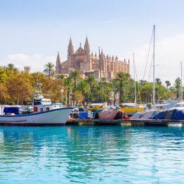 La Seun katedraali, Mallorca