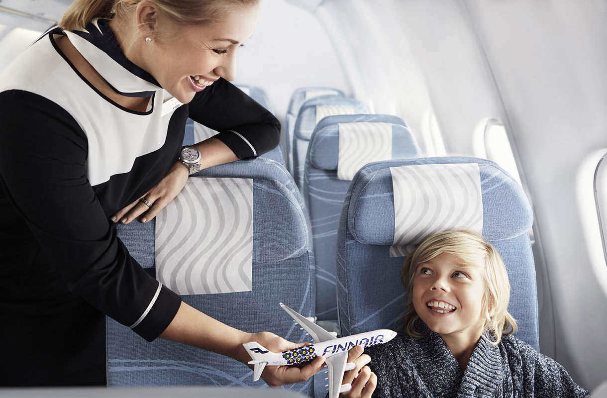 Yksin matkustava lapsi