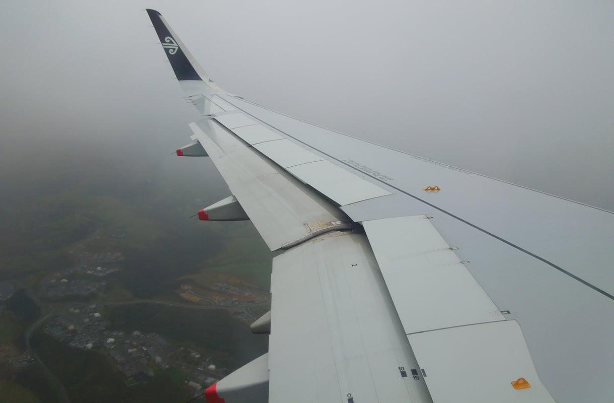 Lentokoneen turvallisuusvälineet