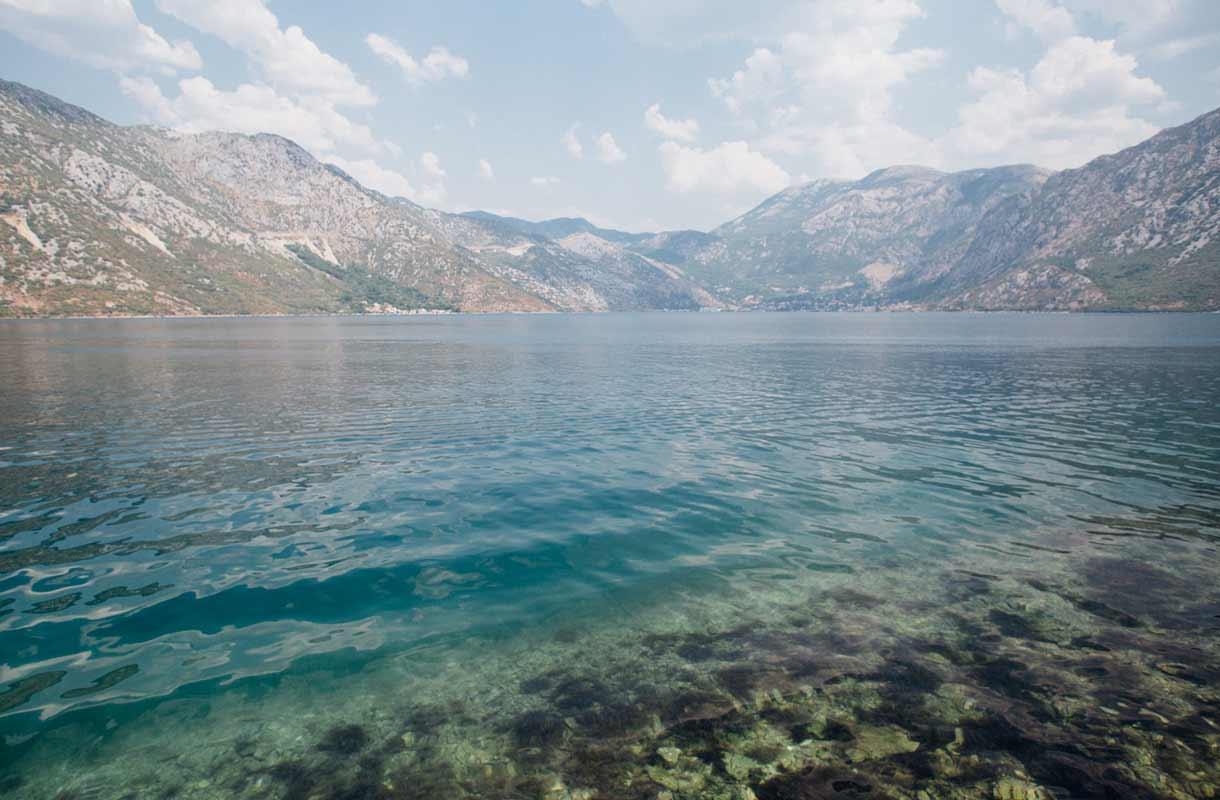 Kotorinlahti, Montenegro