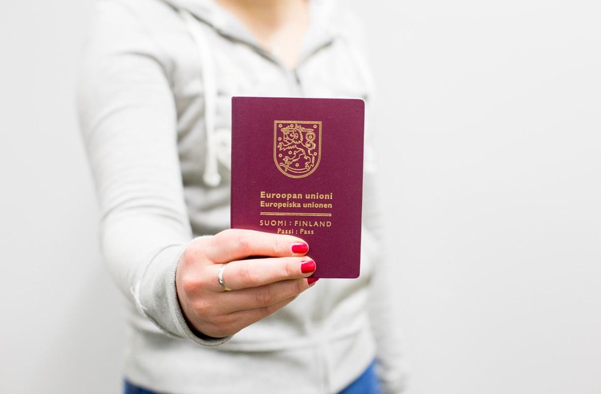 Suomen passi