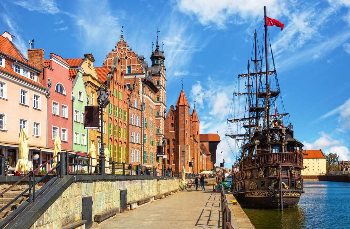 Puola, Gdansk