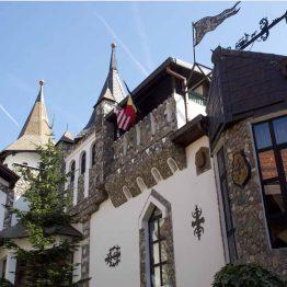 Dracula-hotelli, Turda