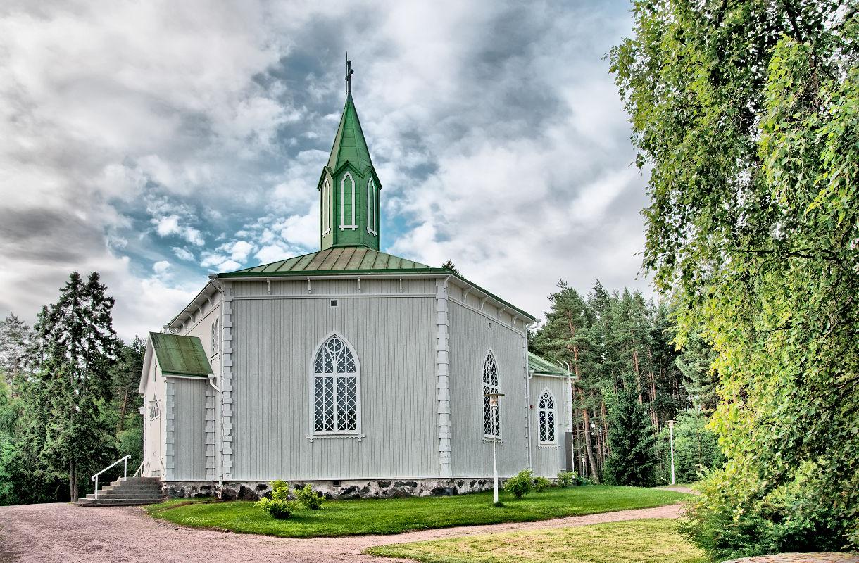 Reposaari, Suomi