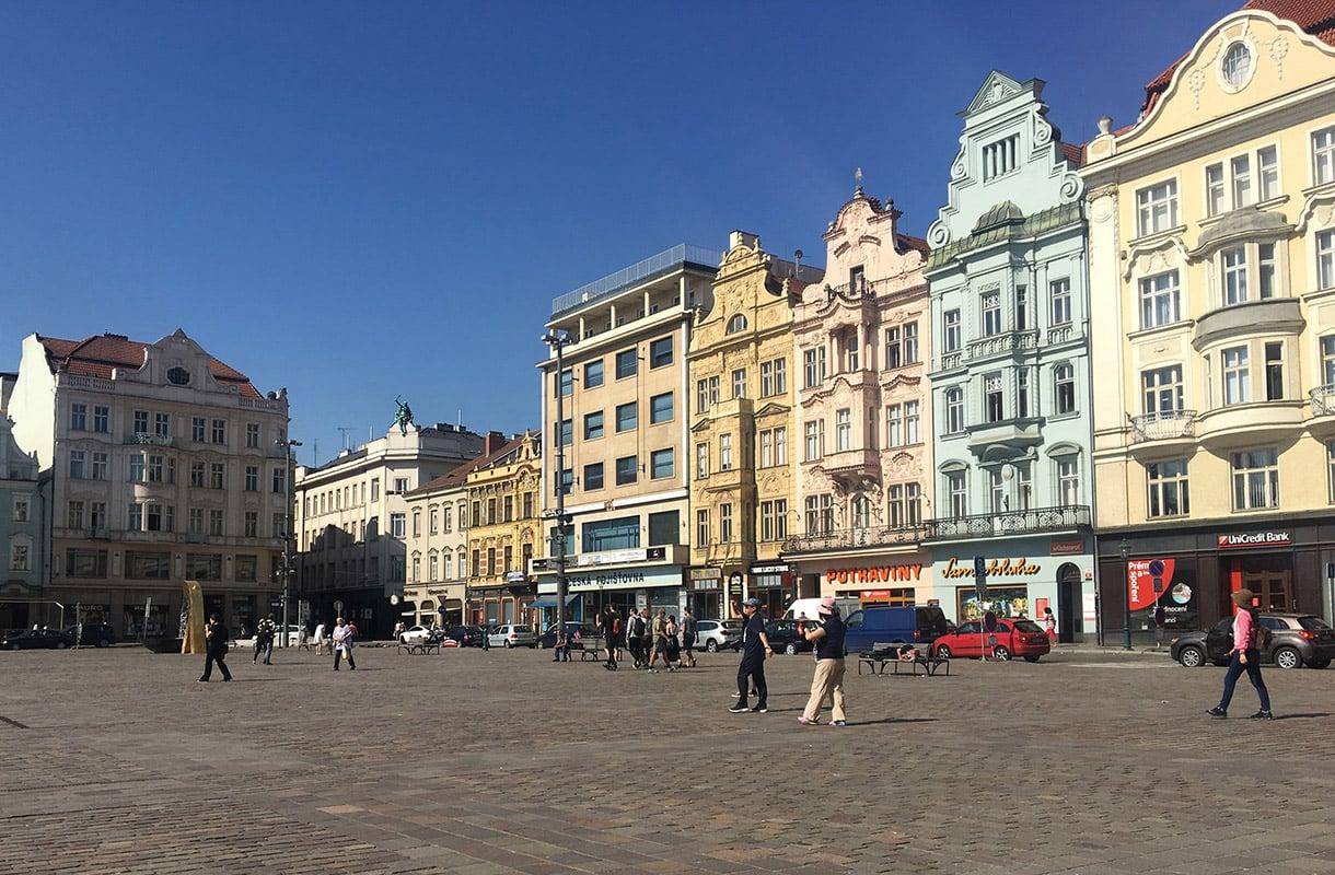 Plzeň, Tšekki