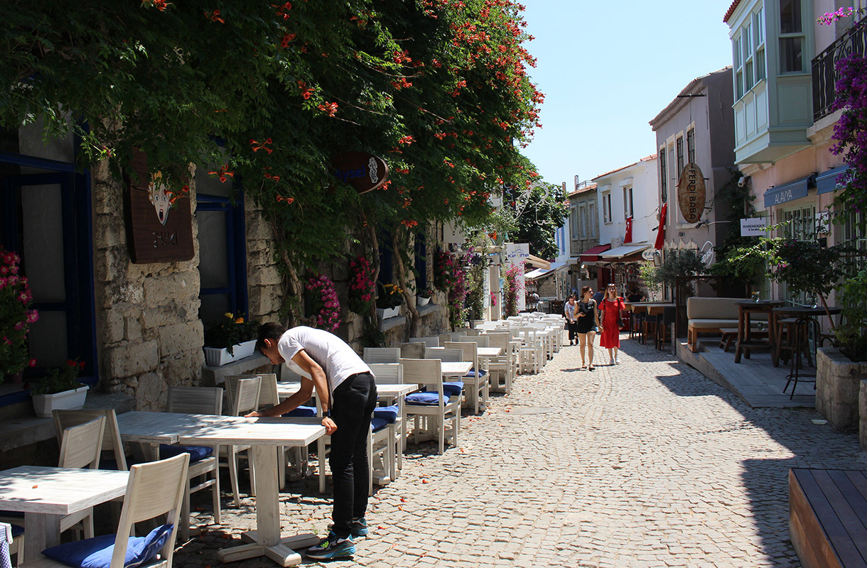 Alaçati, Turkki