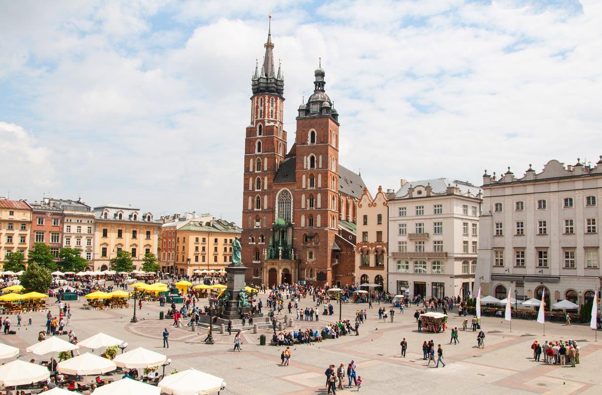 Halpa loma Krakovassa