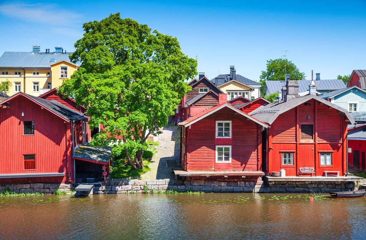 Porvoo, Suomi