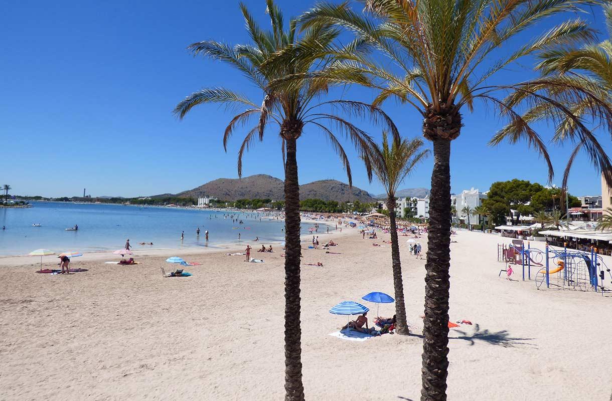 Mallorcan Alcudia