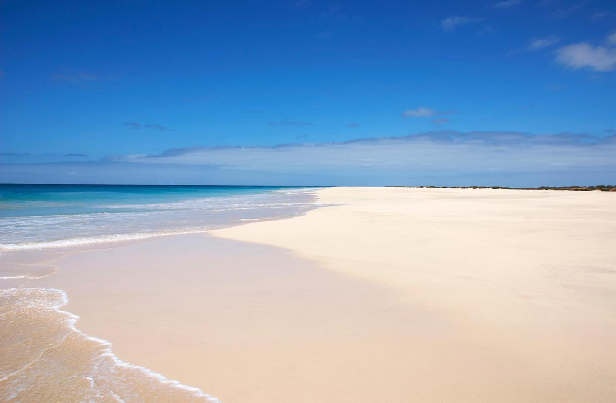 Kap Verden parhaat rannat