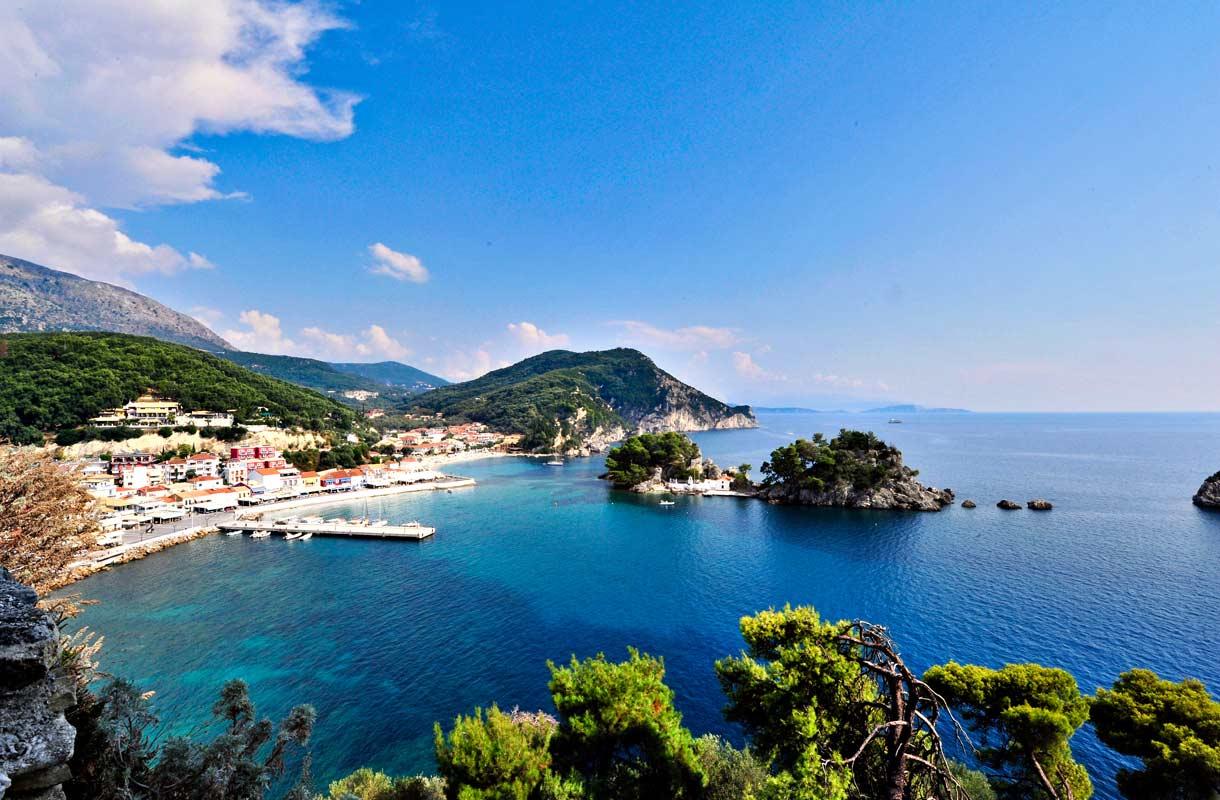 Греция море картинки