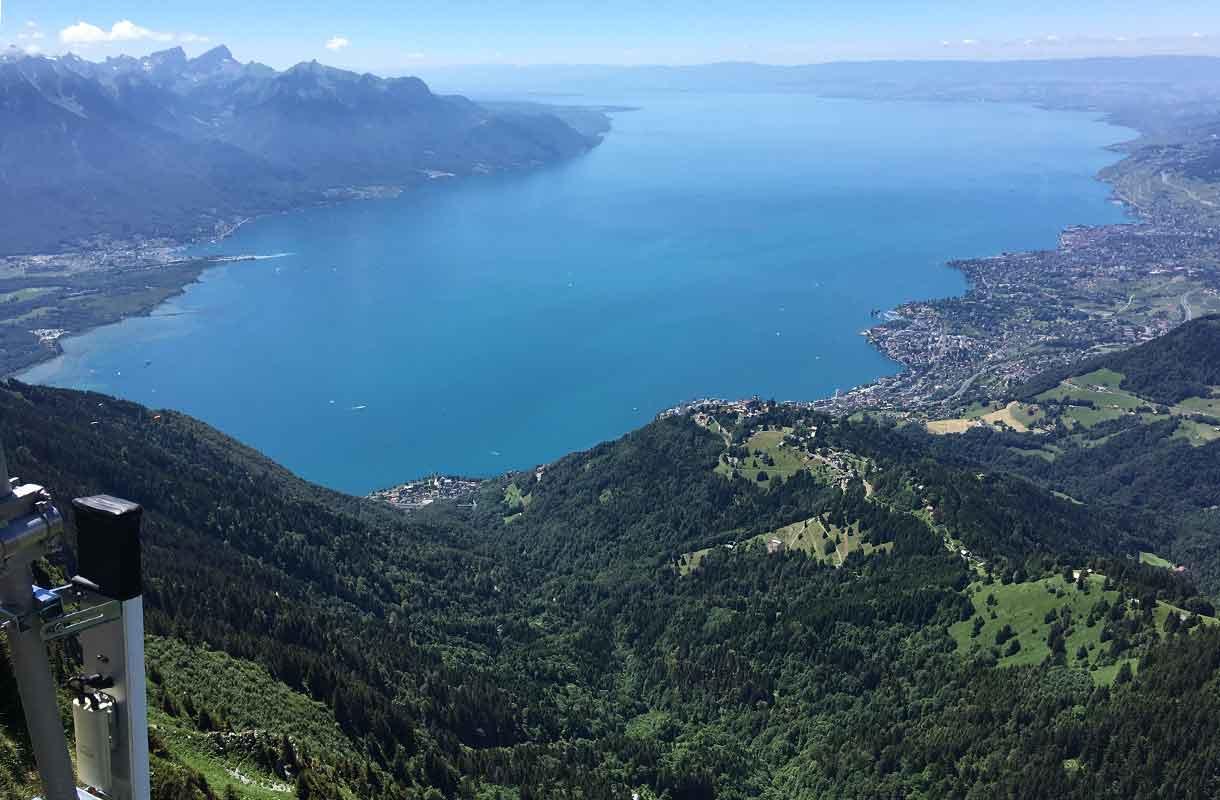 Montreux, Rochers-de-Naye