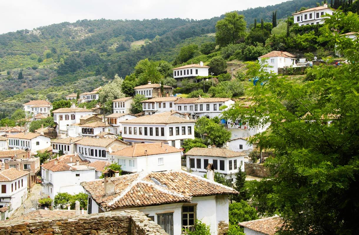Sirince, Turkki