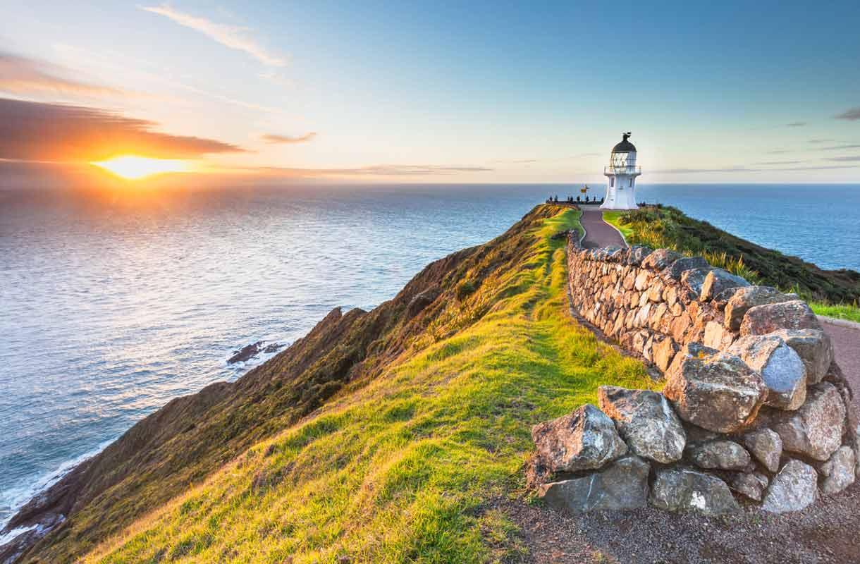 Cape Reinga, Uusi-Seelanti