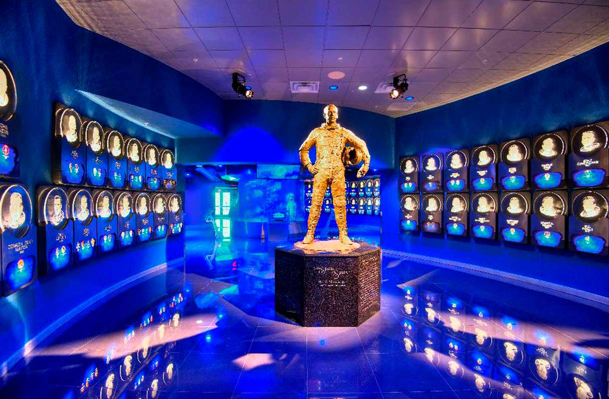 Astronauttien Hall of Fame, Kennedy Space Center