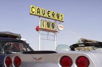 Arizonan maanalainen motellihuone