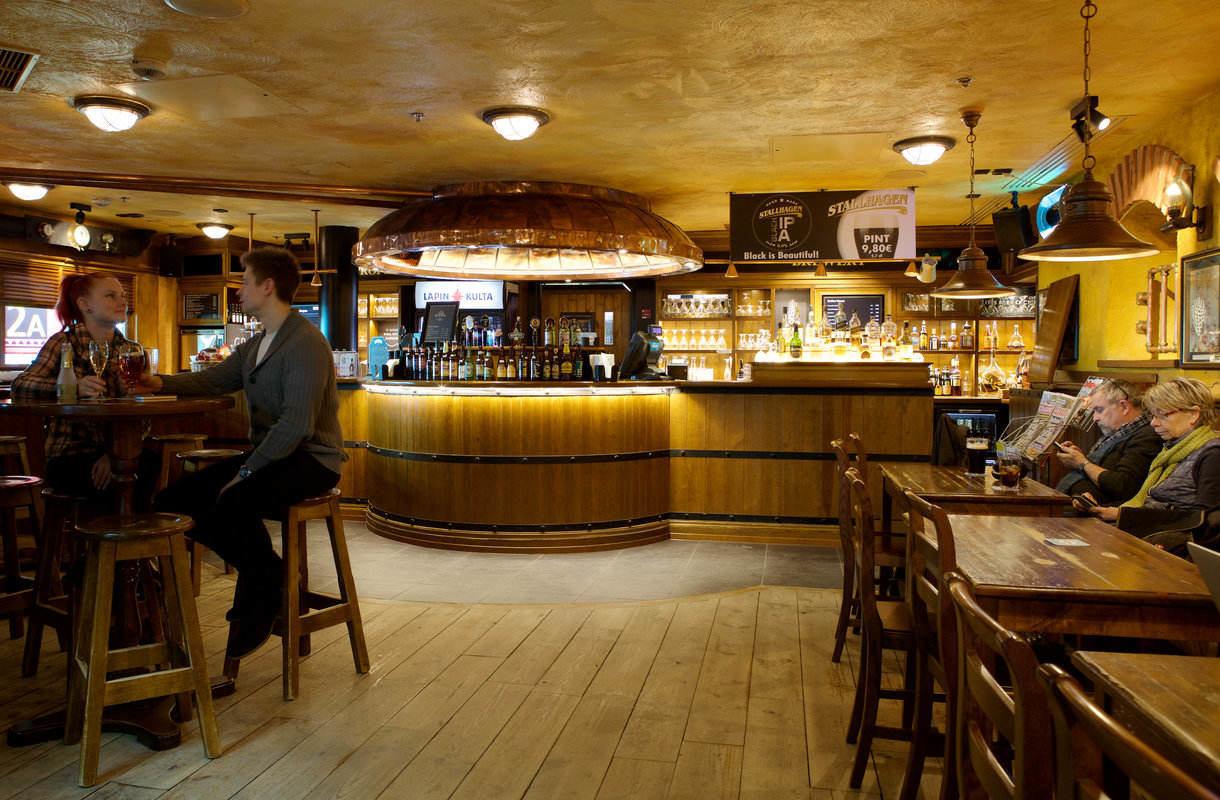 The Oak Barrelin suosituimmat juomat