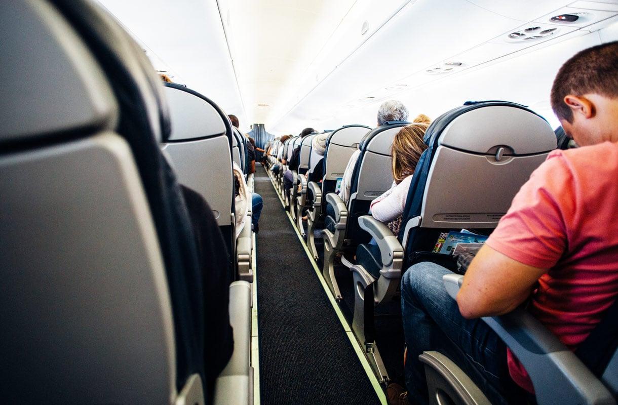 Miksi lentokoneessa kannattaa käyttää ilmastointia?