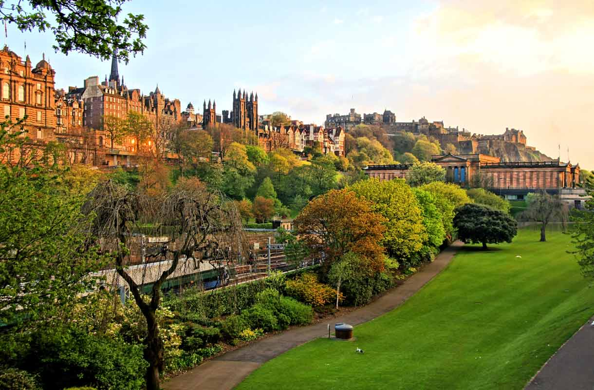Edinburgh, Iso-Britannia