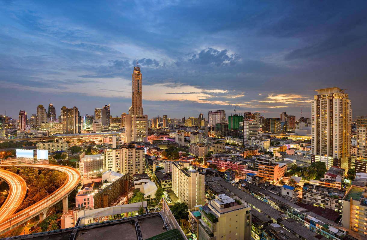 Baiyoke Sky Hotel on Thaimaan korkein hotelli