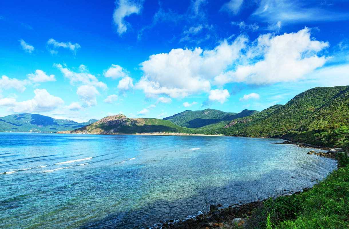 Vietnamin parhaat rantakohteet