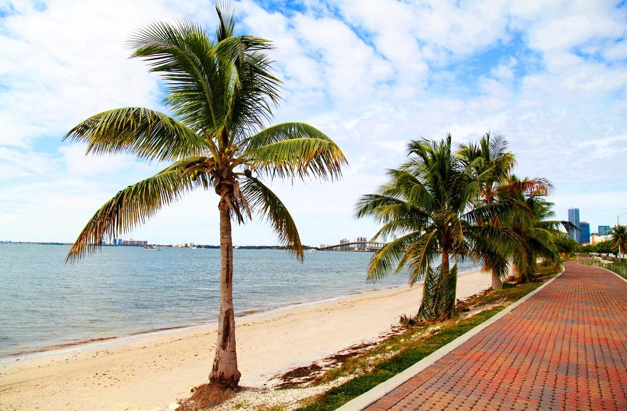 Floridan parhaat rannat