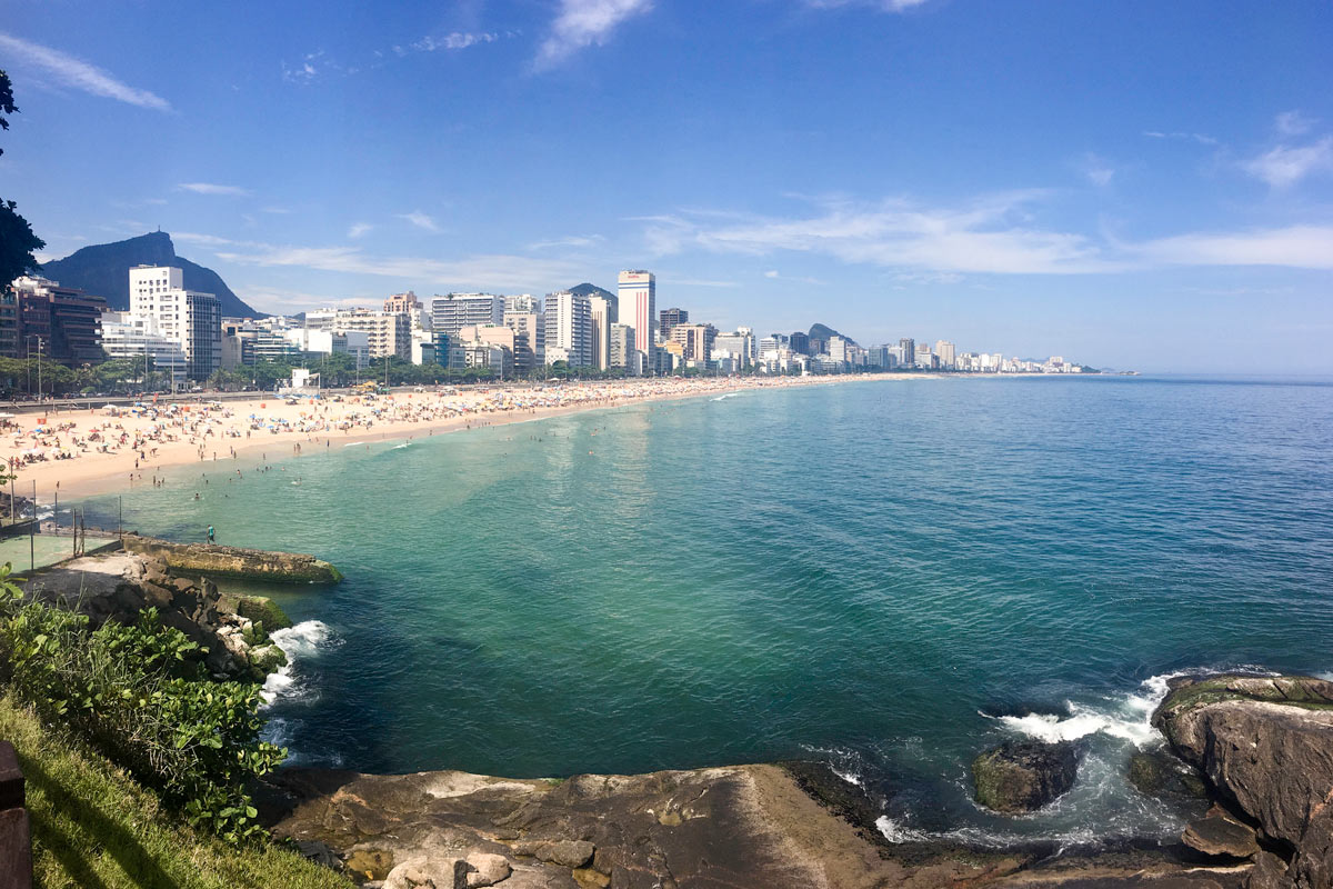 Rio de Janeiro, Brasilia