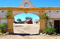 Espanjan Almerian villi länsi