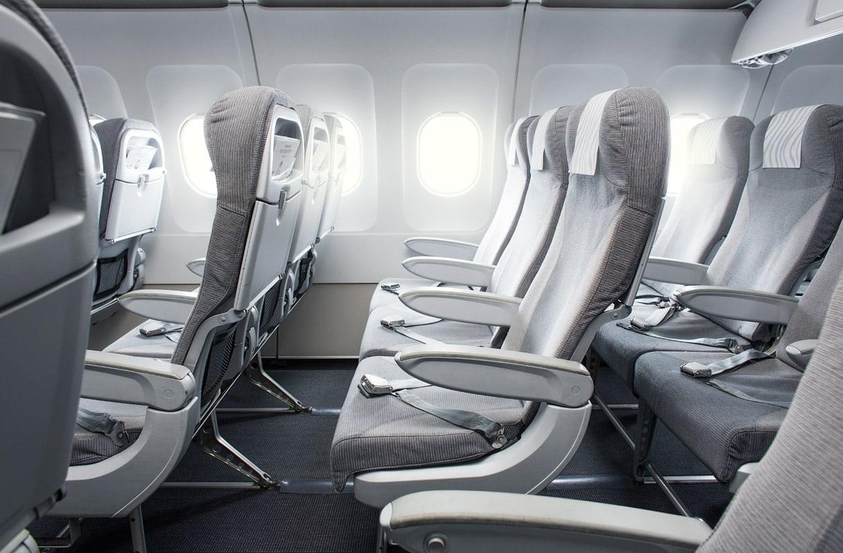 Airbus A320 Istumapaikat