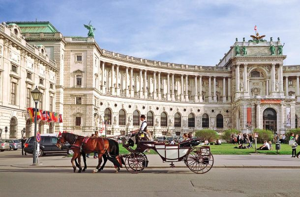 Wienin Parhaat Nahtavyydet Koe Ainakin Nama 8 Kohdetta
