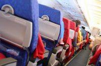 Kierrätys on ongelma lentokoneissa