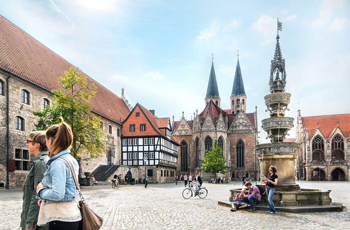Saksan valtion matkailu