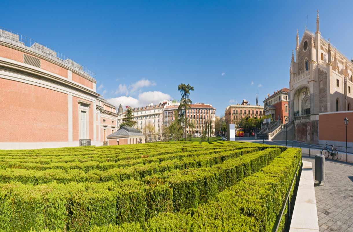 Madridin ravintolat