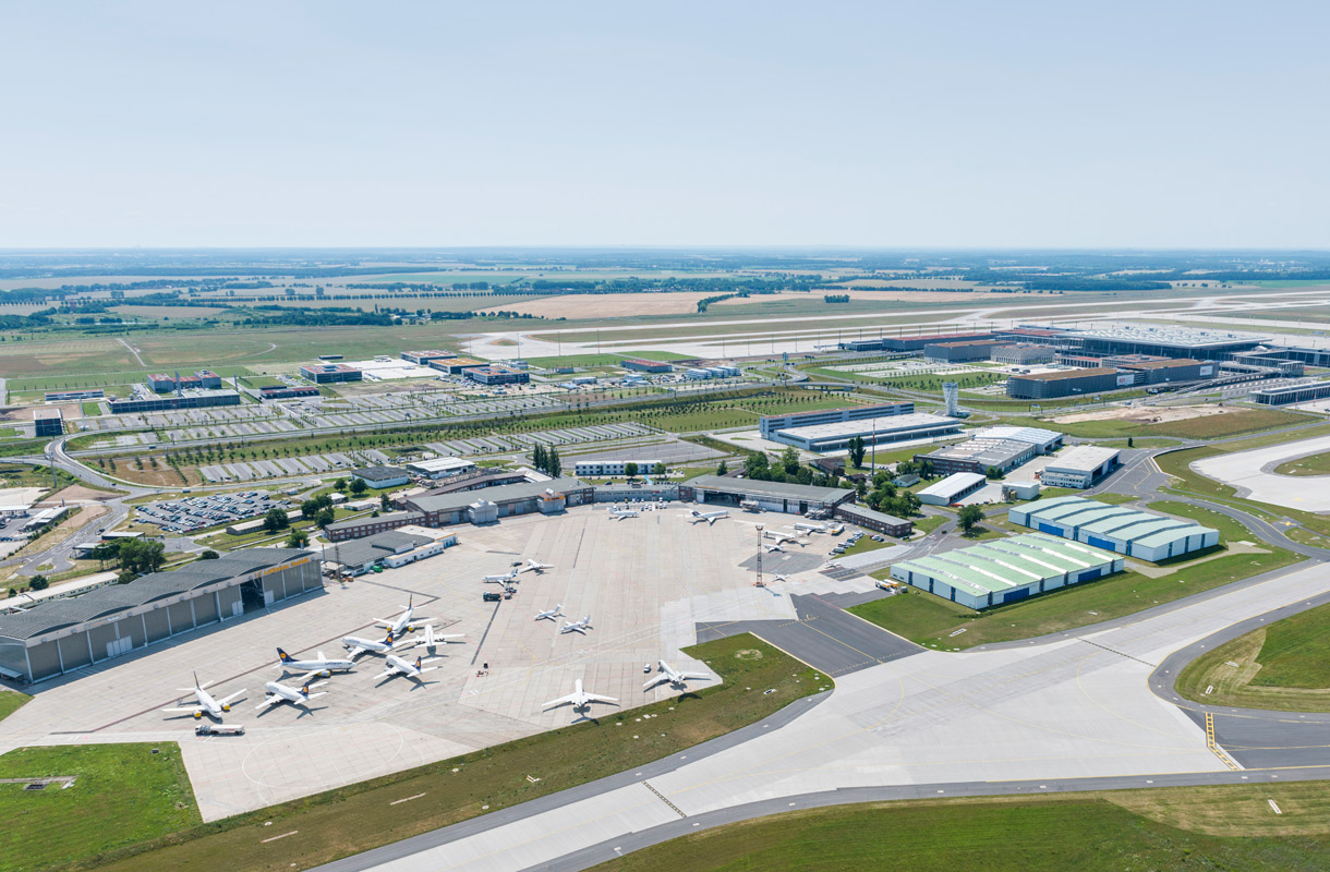 Brandenburgin lentoasema, Berliini