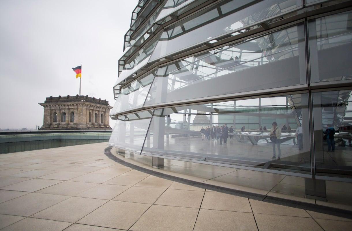 Berliinin valtiopäivätalo