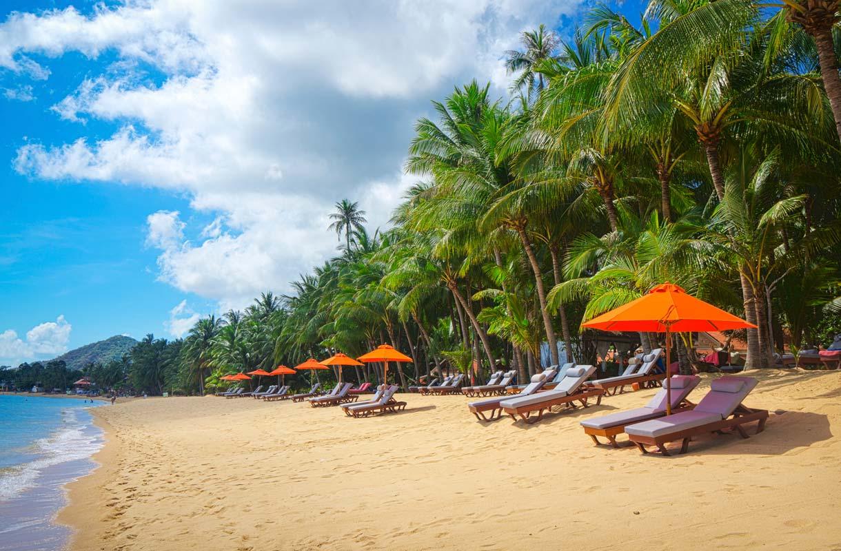 Tupakointi kielletään Thaimaan rannoilla