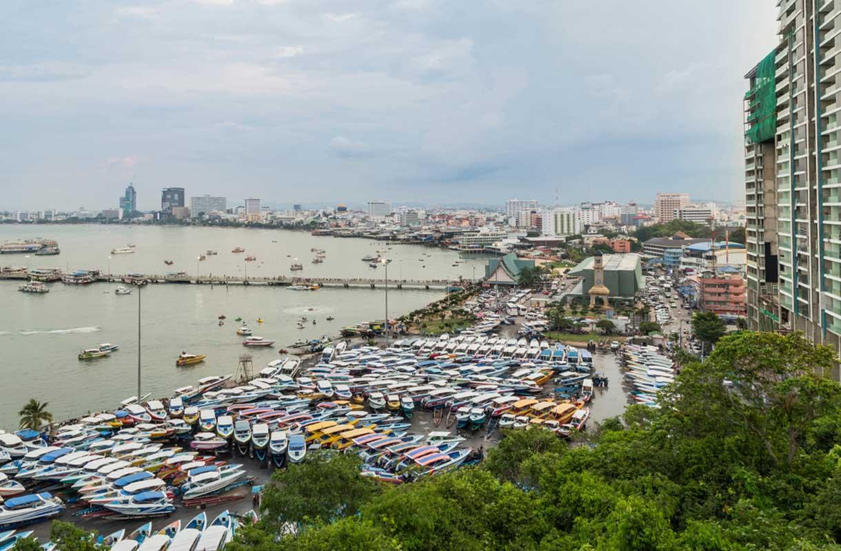 Pattaya, Thaimaa