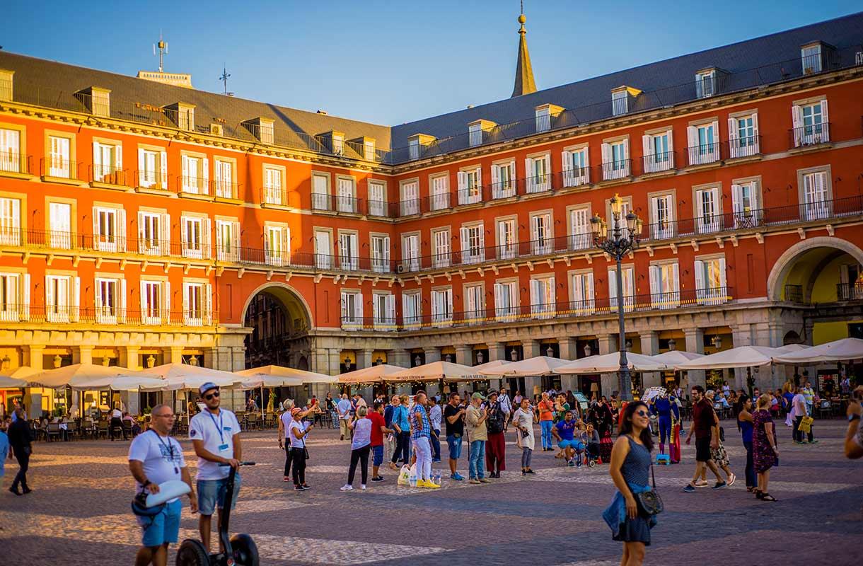 Madridin nähtävyydet