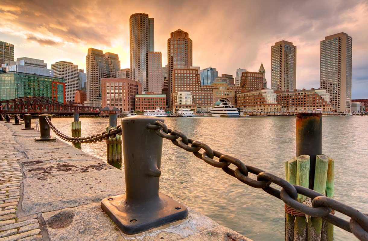 Bostonin nähtävyydet