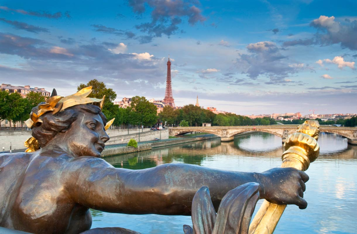 Pariisin vesipisteistä saa ilmaiseksi hiilihapotettua vettä